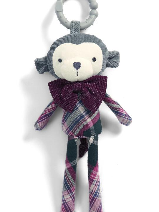 Craft Mini Chime Monkey image number 1