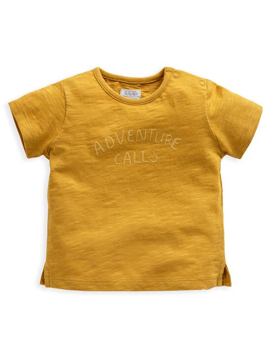 Short Sleeve 'Adventure Awaits' Jersey T-Shirt image number 1