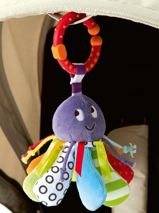 Babyplay - Linkie Toy Octopus image number 2