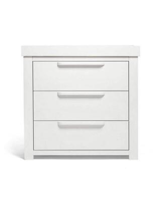 Franklin Dresser & Changer - White Wash