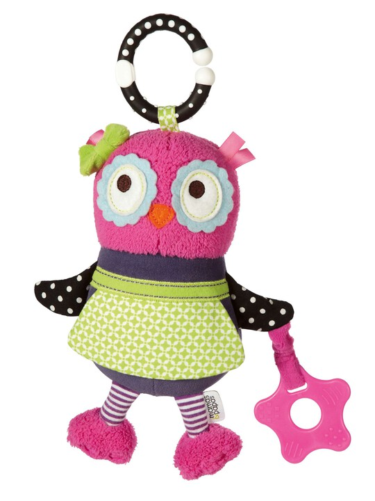Babyplay - Olive Owl image number 1