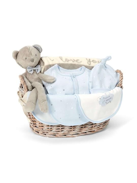 Boy's New Baby Gift Hamper image number 2