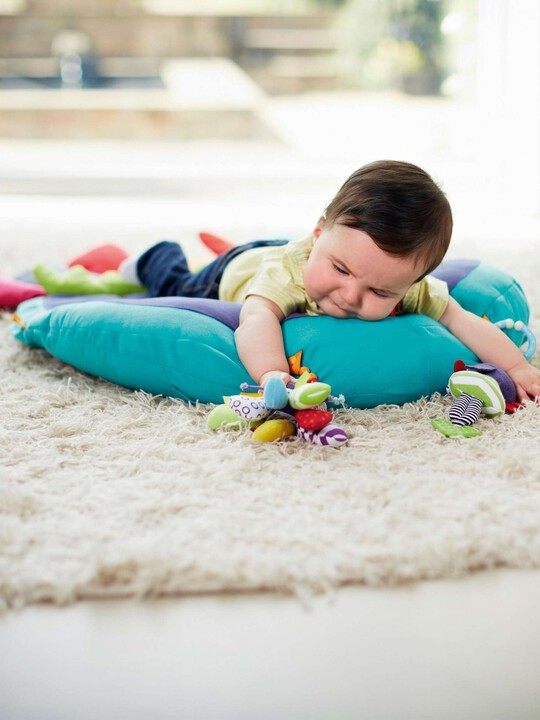 Babyplay - Tummy Time Octopus Playmat image number 8