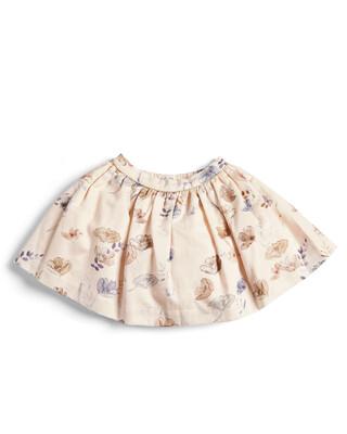 Printed Aline Skirt
