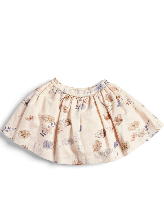 Printed Aline Skirt image number 1