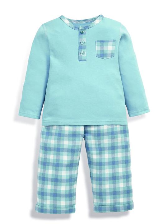 Checked Pyjamas image number 1