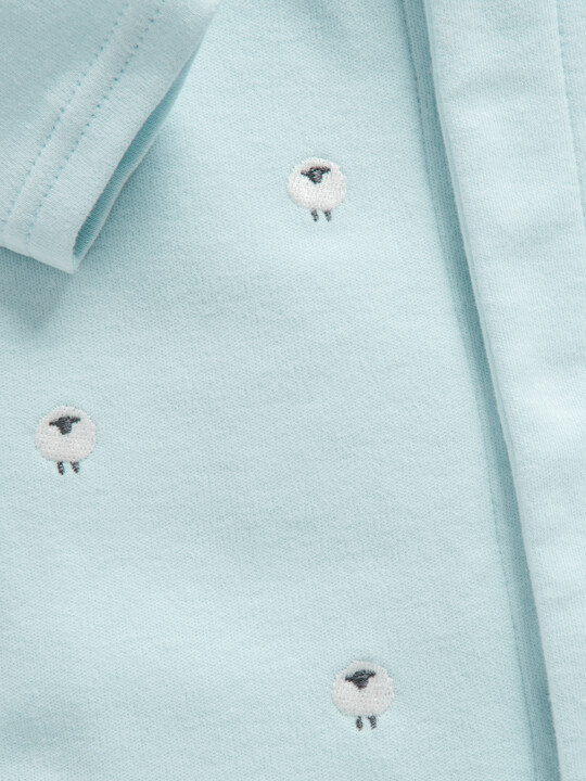 Embroidered Sheep All-In-One image number 3
