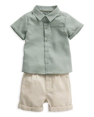 2 Piece Shirt & Shorts