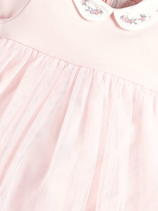 PinkTulle Tutu Bodysuit image number 3