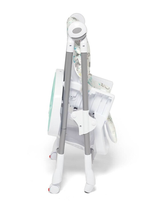Snax Adjustable Highchair with Removable Tray Insert - Safari image number 2