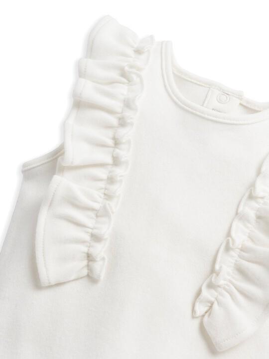 2 Piece Bodysuit & Embroidered Tutu image number 3