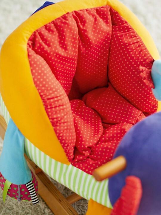 Rocking Animal - Babyplay Elephant image number 3