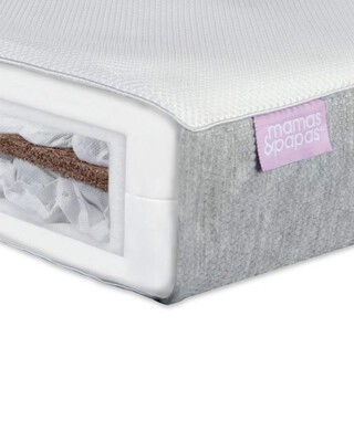 Luxury Twin Spring Cotbed Mattress