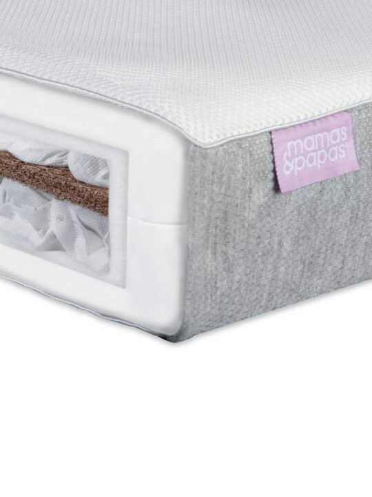 Luxury Twin Spring Cotbed Mattress image number 1