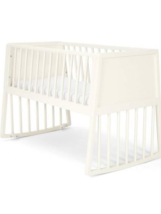 Rocking Crib - Ivory image number 3