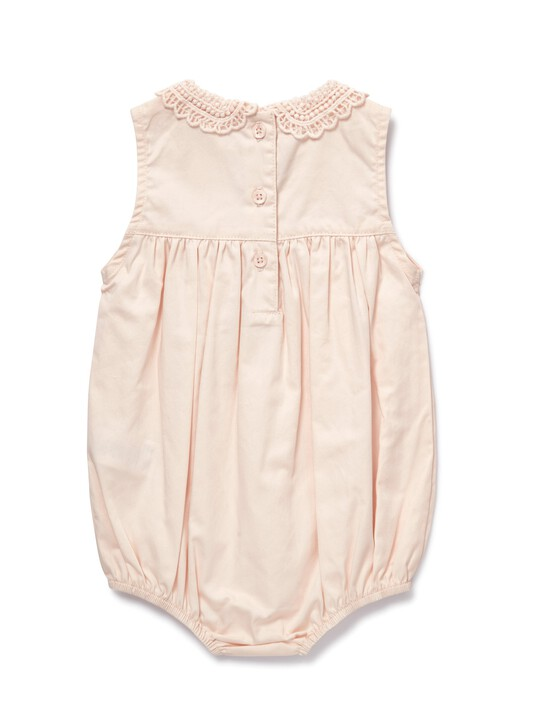 Lace Collar Romper image number 2