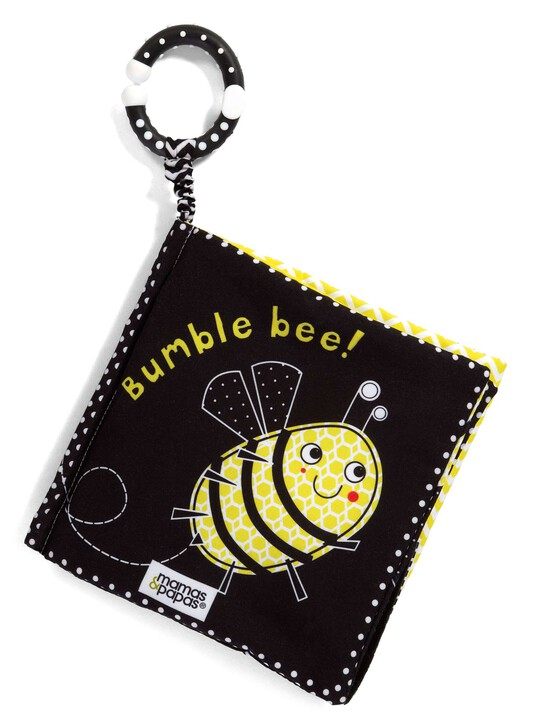Babyplay - Bumble Bee Soft Book image number 1