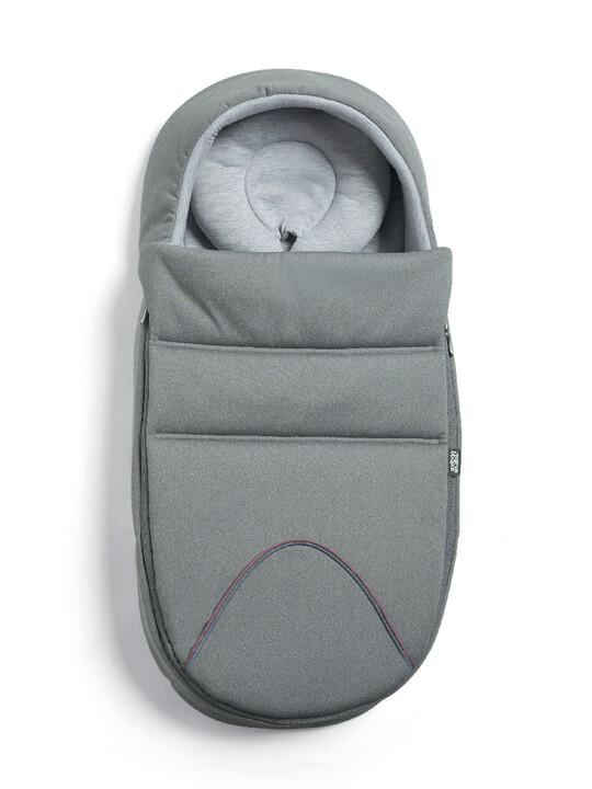 Newborn Cocoon - Grey Marl image number 1