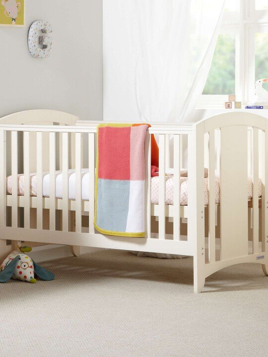 Harbour Cot/Day/Toddler Bed - Ivory image number 8