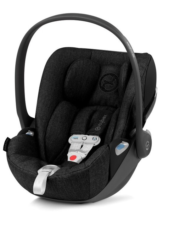Cybex Cloud Z i-Size Baby Car Seat incl. SensorSafe - Stardust Black image number 1