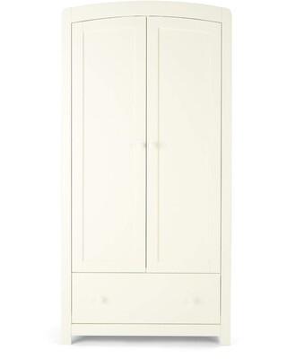 Mia Wardrobe - Pure White
