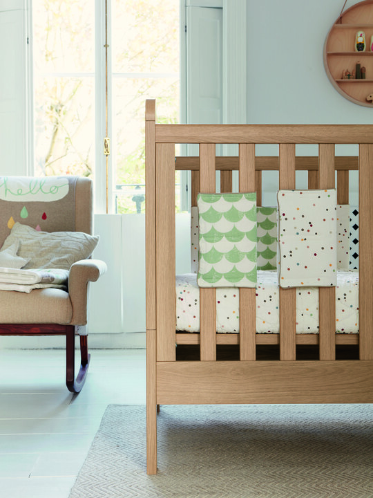 Cot Bar Bumpers (Pack of 8) - Sweet Dreams image number 2