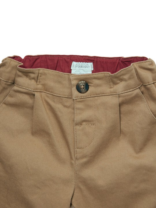 Chino Trouser Stone image number 3