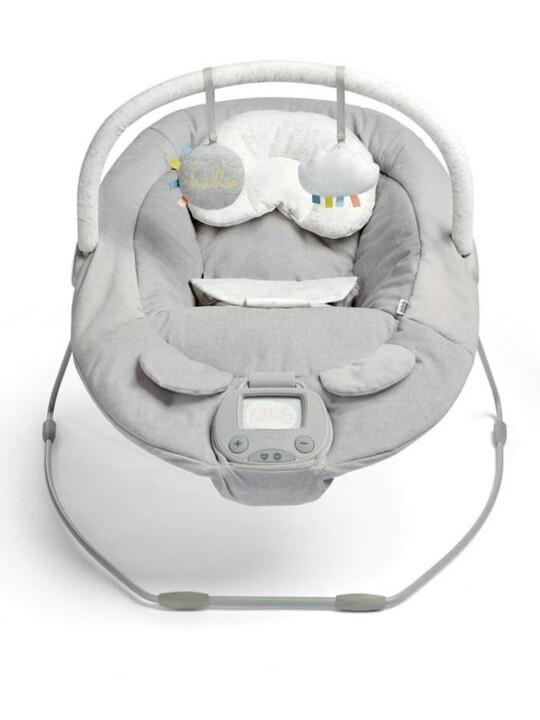 Apollo Bouncing Cradle - Pebble Grey image number 2