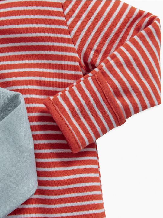 3 Pack Transport Sleepsuits image number 3