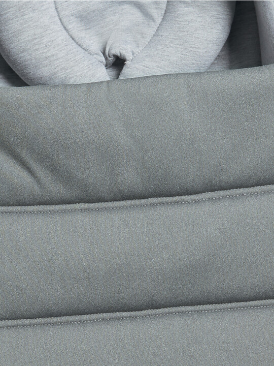 Newborn Cocoon - Grey Marl image number 3