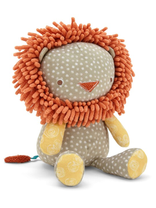 Zam Bee Zee - Lion Soft Toy image number 1