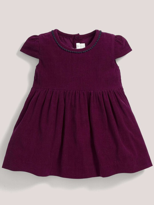 CORD DRESS:No Color:6-9 image number 1