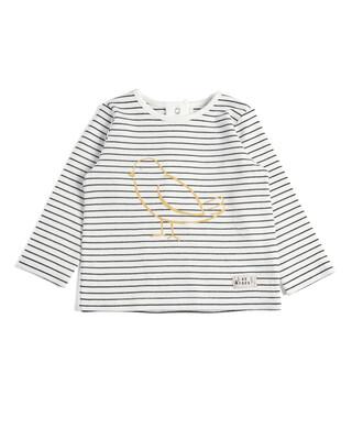 Striped Bird Tshirt