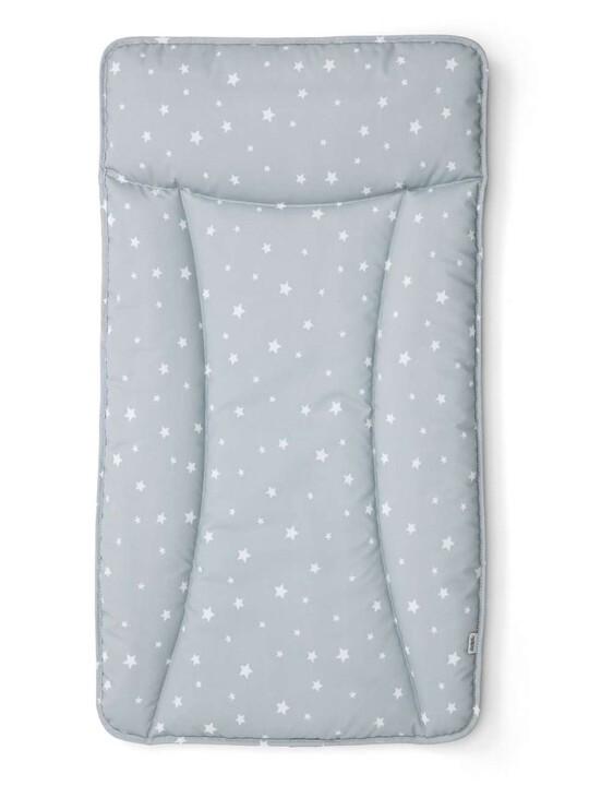 Essentials Changing Mattress - Blue Stars image number 1