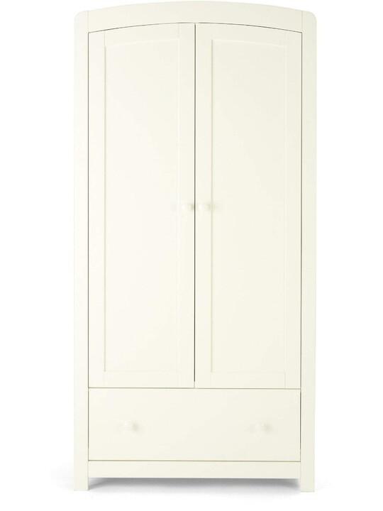 Mia Wardrobe - Pure White image number 1