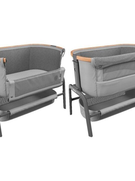 Maxi Cosi Iora Co-Sleeper Essential Grey image number 3