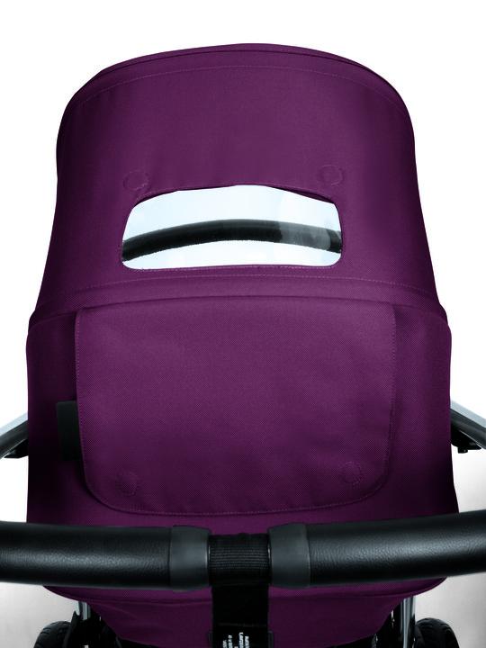 Sola² Lightweight Pushchair - Black image number 2