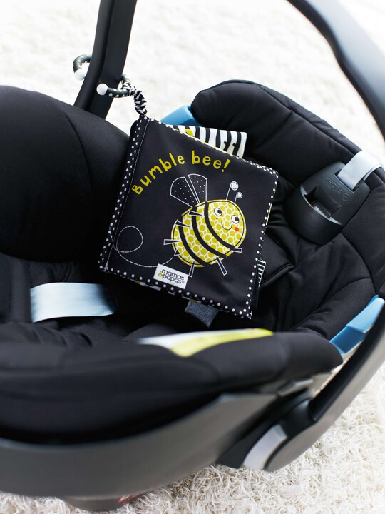 Babyplay - Bumble Bee Soft Book image number 3