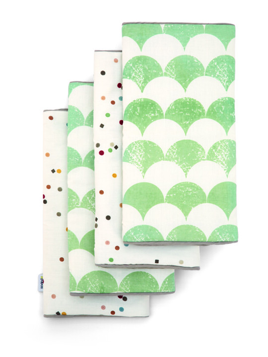 Cot Bar Bumpers (Pack of 8) - Sweet Dreams image number 3