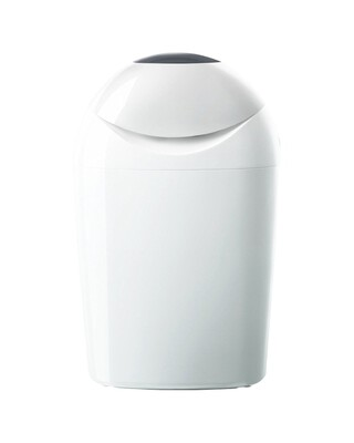 Tommee Tippee Sangenic Tec Nappy Disposal System with 1 Cassette - White