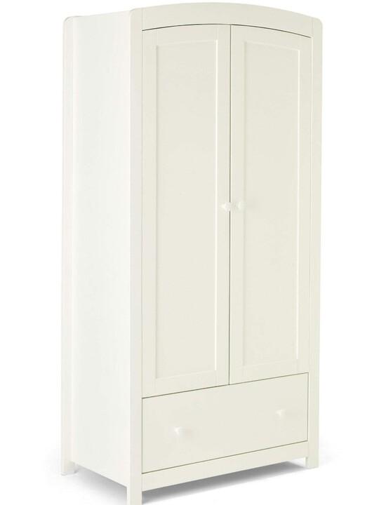Mia Wardrobe - Pure White image number 2