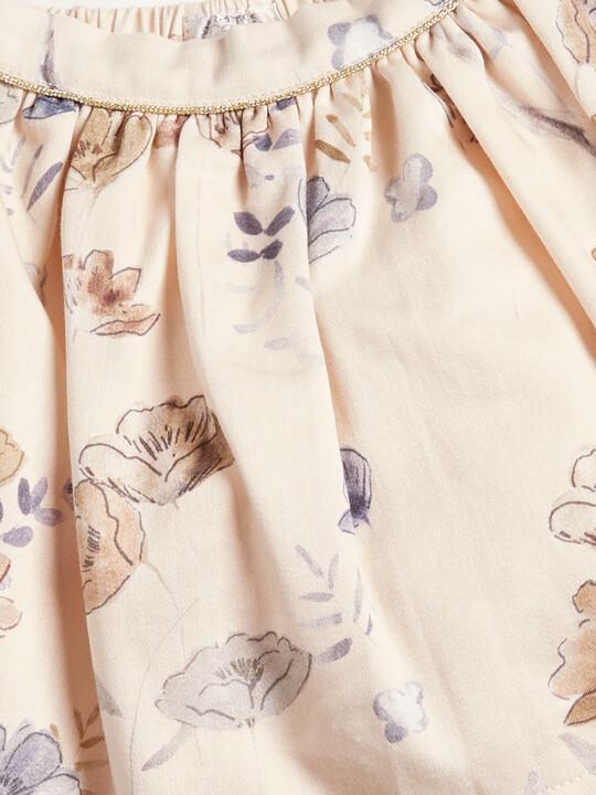 Printed Aline Skirt image number 3