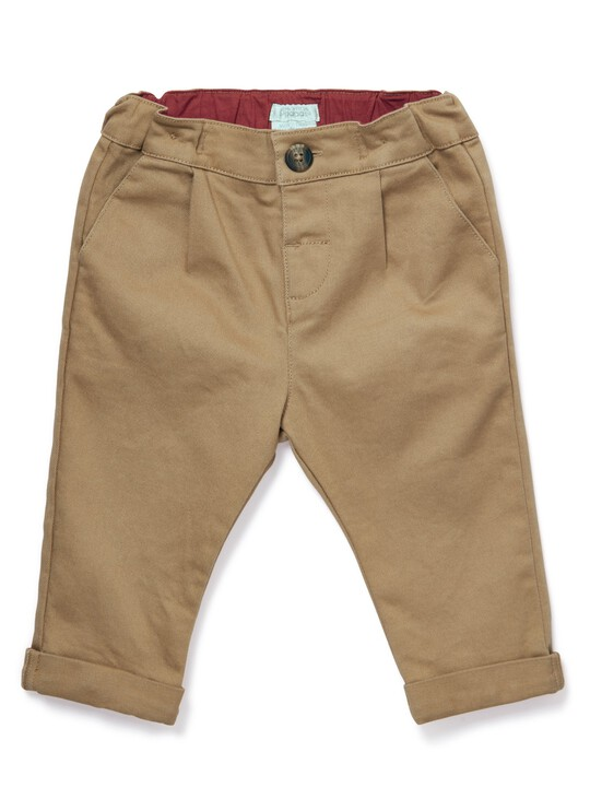 Chino Trouser Stone image number 1