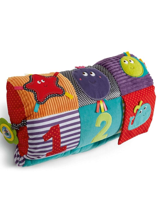 Babyplay - Tummy Time Activity Toy & Rug image number 6