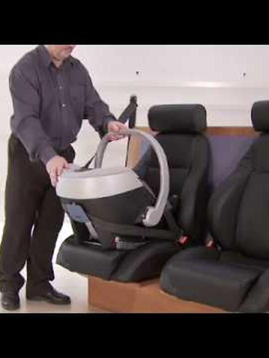 Aton Car Seat - Denim image number 2