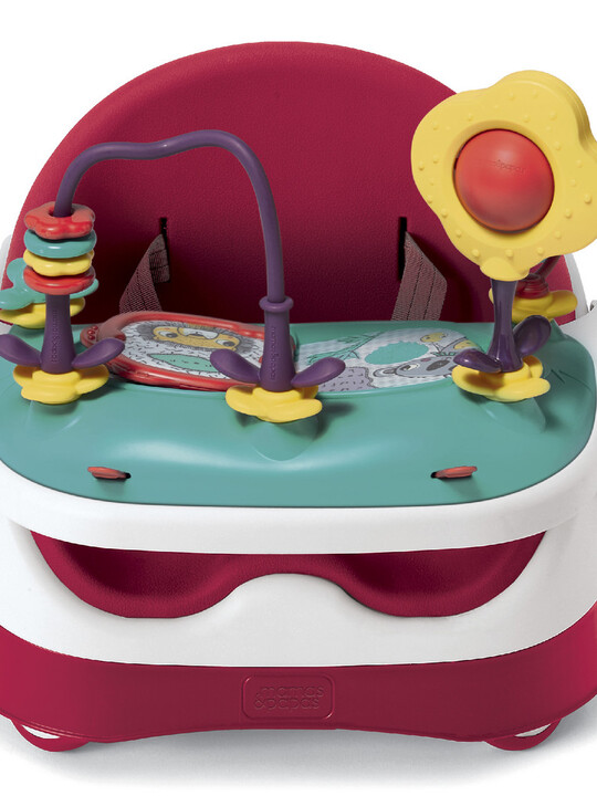 Baby Bud Booster Seat - Red image number 2