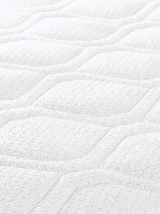 Anti-Allergy with Thermo + Mattress Cover Cotbed image number 1