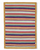 Bright Stripe Knitted Blanket (70 x 90cm) image number 1