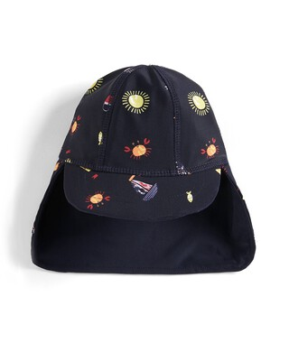 Printed Swim Hat