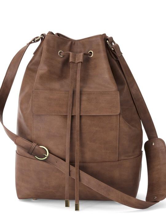 Hetty Changing Bag - Tan image number 1